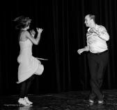 Nathalie Clouet et Pablo Tegli Copyright Slimane Kedjam