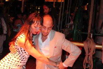 Emilie et Pablo Tegli Copyright Michel Dugourd