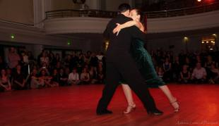 Démonstrations par Esteban Moreno et Alessandra Rizzotti - Copyright ANtonio Lento di Pianopoli
