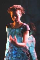 Maude Vergnaud, danseuse