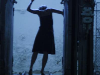 Nathalie Renard, danseuse