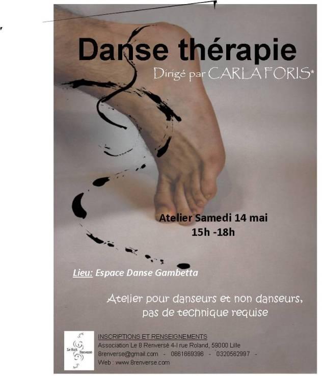 danse thérapie mai