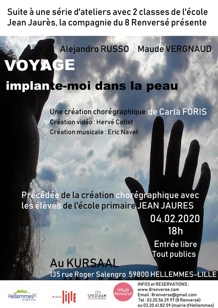 affiche spectacle 2020 (Kursall)